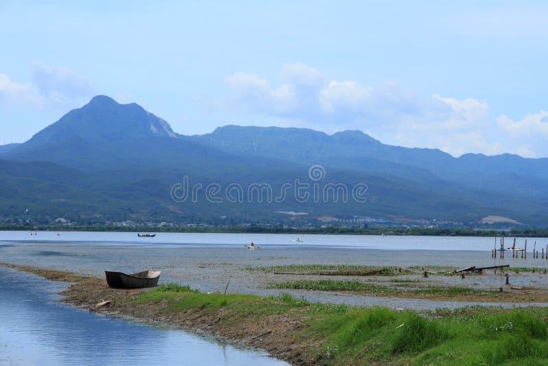 Lago Lashi fotografia de stock