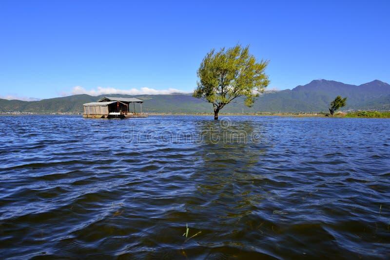 Lago Lashi fotografie stock libere da diritti