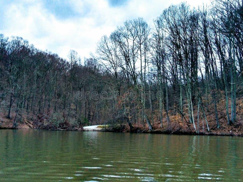 Lago Logan fotografia de stock royalty free