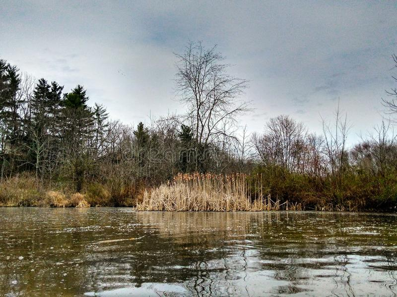 Lago Logan imagens de stock royalty free