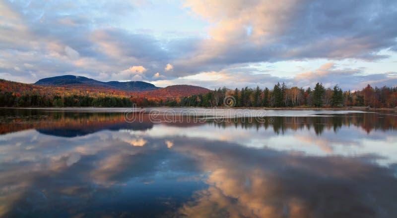 Lago Loon immagini stock libere da diritti