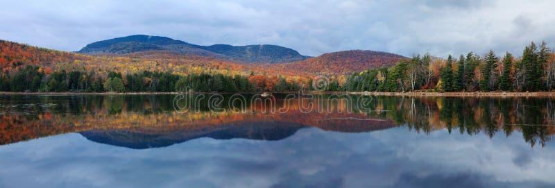 Lago Loon immagine stock libera da diritti