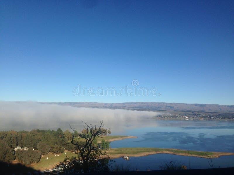 Lago Los Molinos, CÃ ³ rdoba, Αργεντινή στοκ εικόνες με δικαίωμα ελεύθερης χρήσης