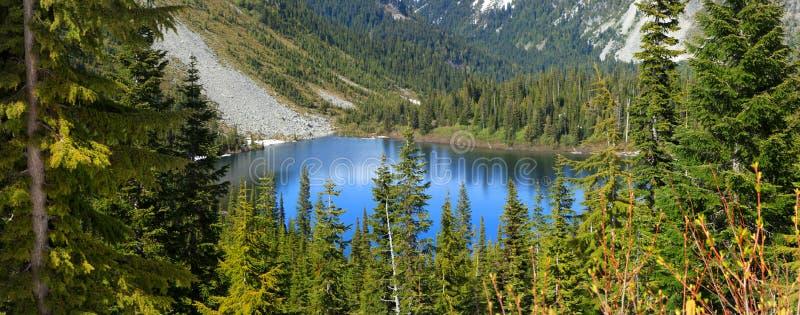 Lago Louise fotografia stock libera da diritti