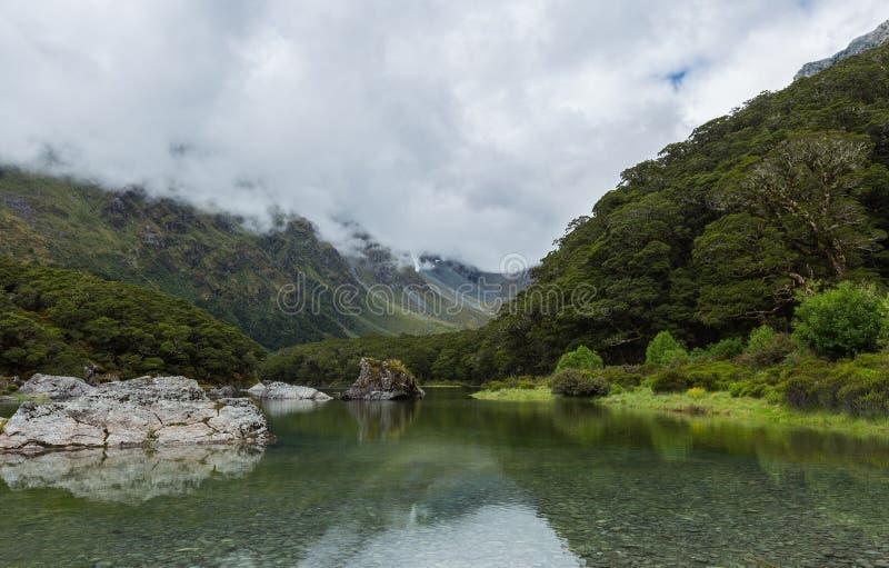 Lago MacKenzie fotos de stock royalty free