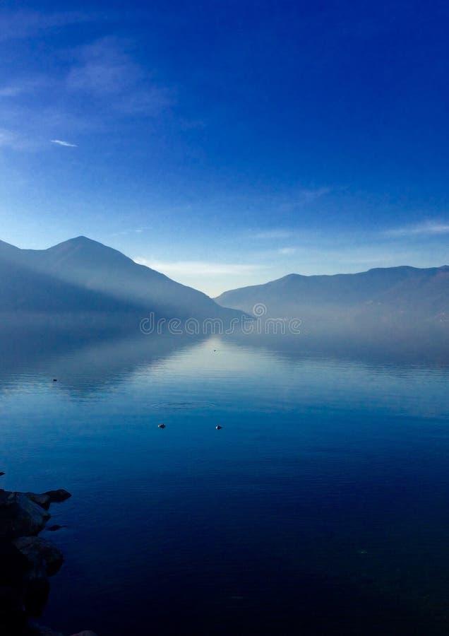 Lago Maggiore royalty free stock photos