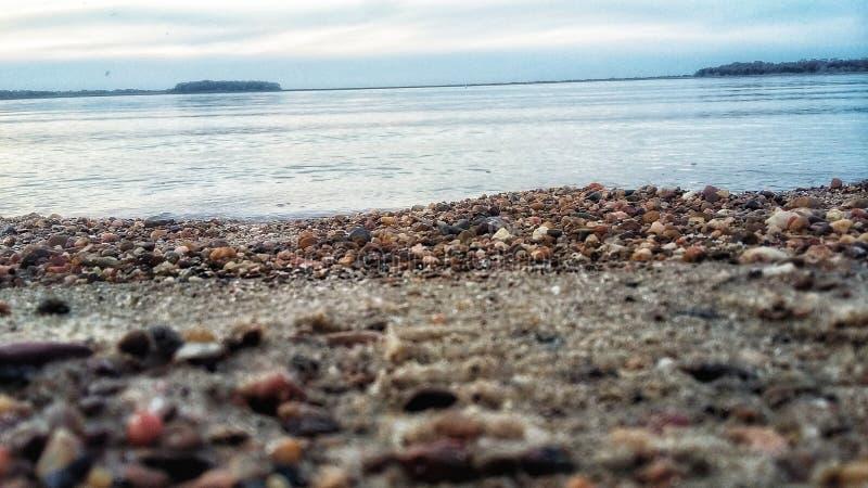Lago maravilloso foto de archivo libre de regalías