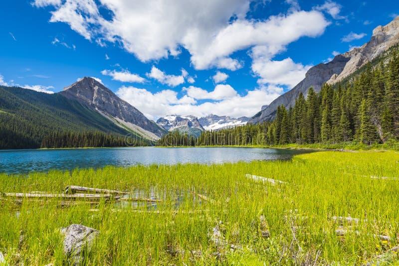 Lago marvel fotos de archivo