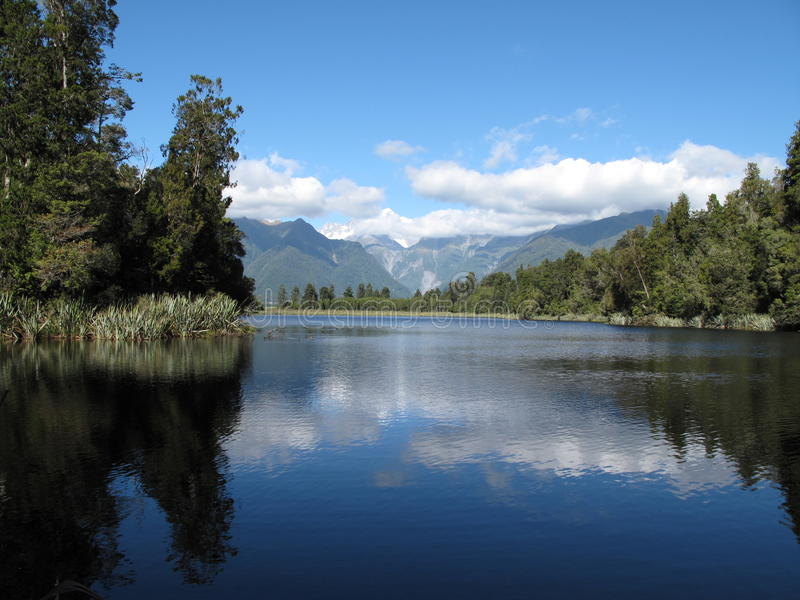 Lago Matherson fotos de stock royalty free