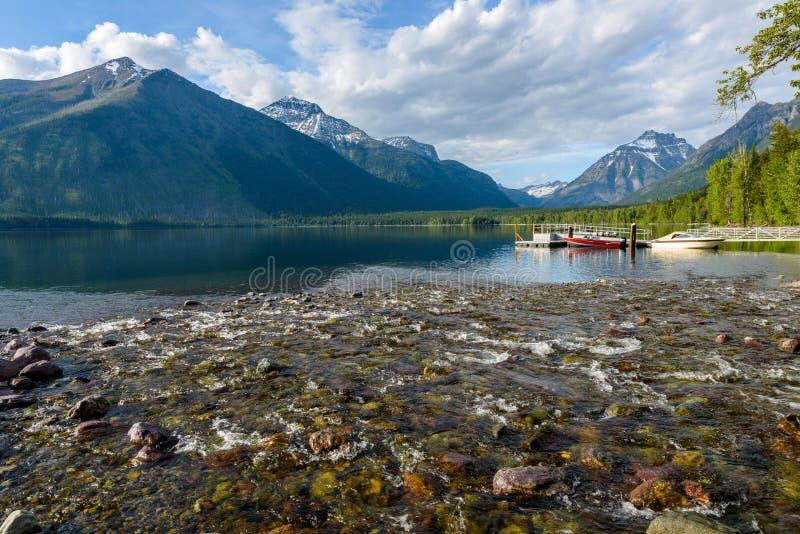 Lago Mcdonald fotos de stock