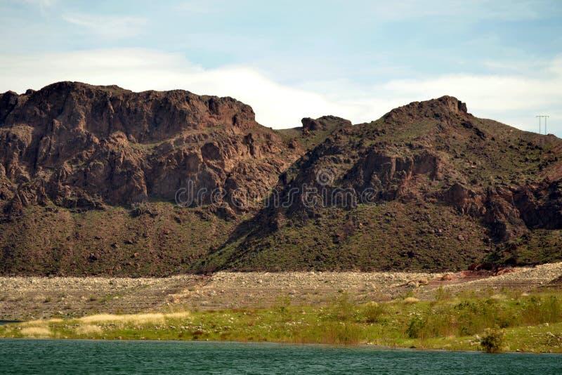 Lago Meade imagens de stock