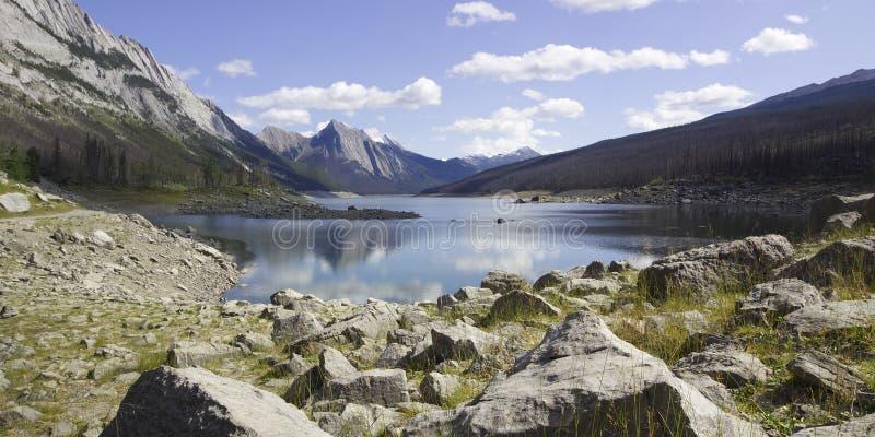 Lago medicine immagine stock libera da diritti