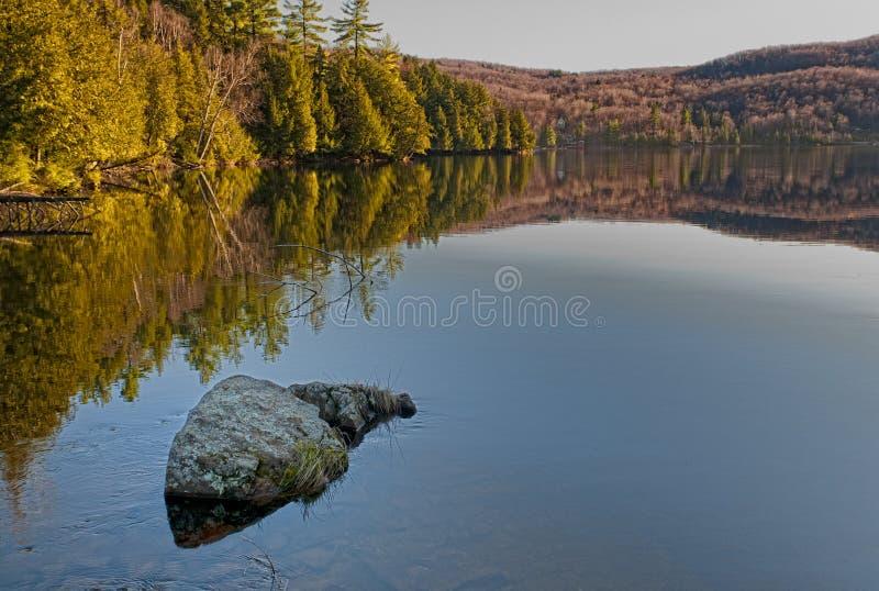 Lago Meech foto de stock