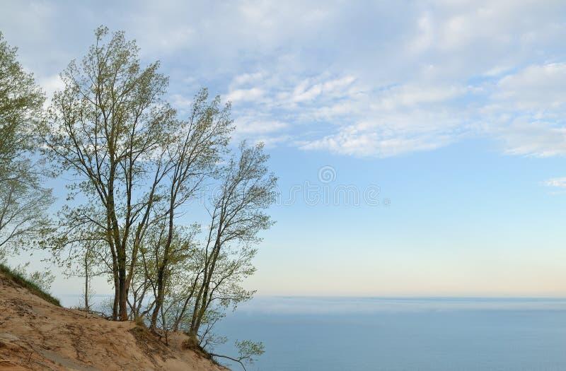 Lago Michigan fotos de stock royalty free