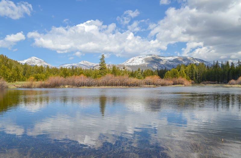 Lago mirror immagine stock libera da diritti