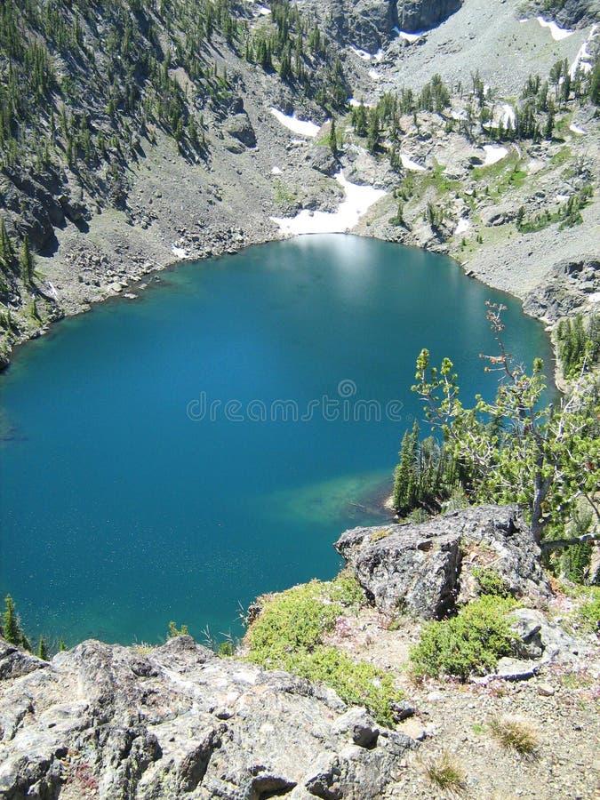 Lago mirror foto de archivo libre de regalías