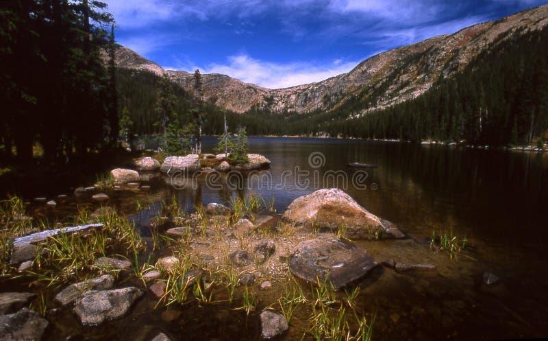 Lago missouri immagine stock