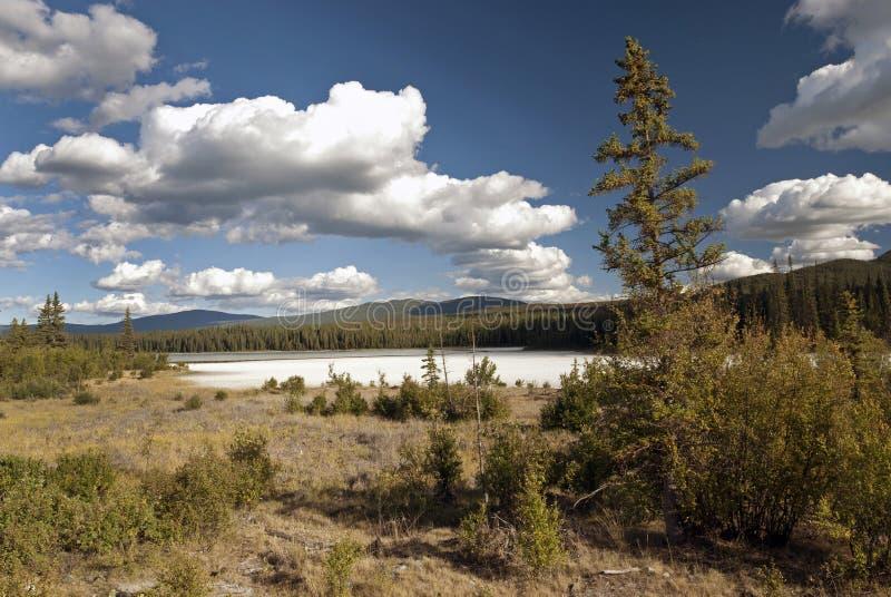 Lago moon imagenes de archivo
