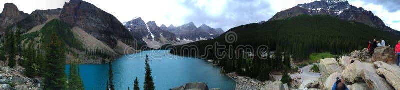 Lago moraine fotos de archivo libres de regalías
