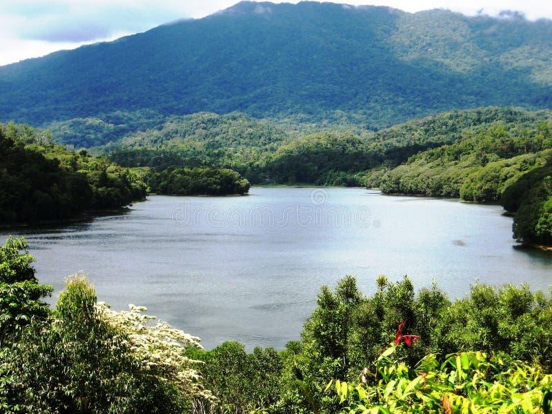 Lago Morris Cairns fotografía de archivo libre de regalías