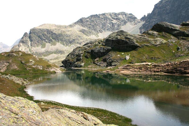 Download Lago mountain fotografia stock. Immagine di montagne, roccie - 3142550