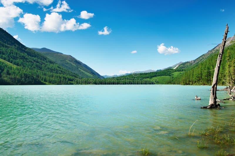Download Lago mountain immagine stock. Immagine di acqua, ambiente - 3875447