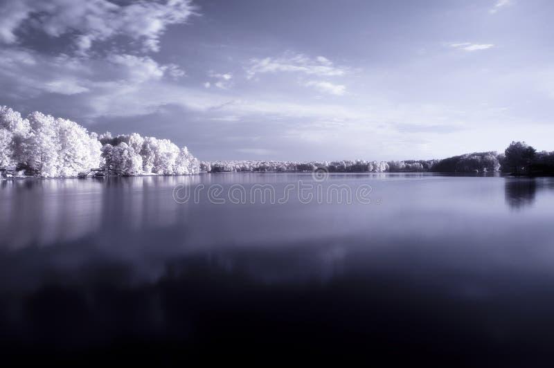 Lago mountain dello Smith fotografie stock libere da diritti