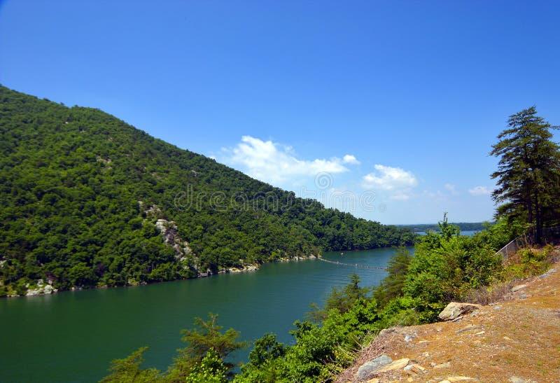 Lago mountain dello Smith fotografia stock libera da diritti