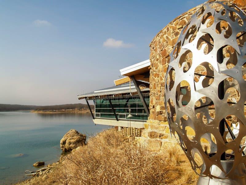 Lago Murray, Oklahoma fotos de stock
