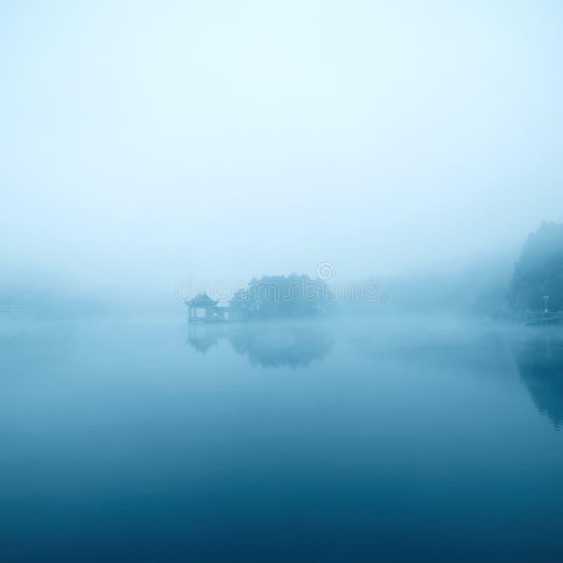 Lago não ofuscante foto de stock royalty free
