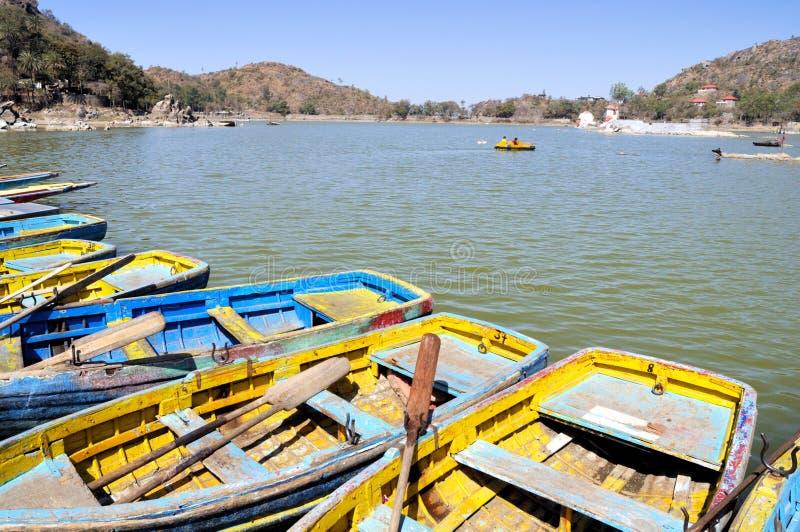 Lago Nakki imagenes de archivo