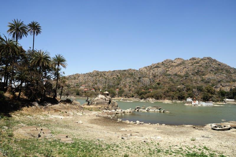 Lago Nakki imagen de archivo