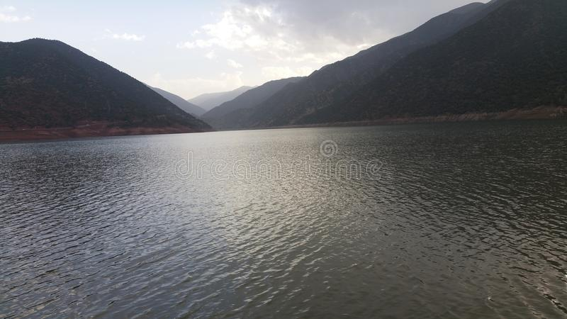 Lago & natureza imagens de stock royalty free
