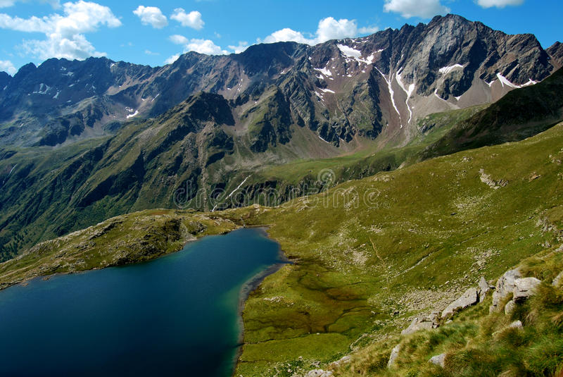 Lago Nero fotografia de stock royalty free