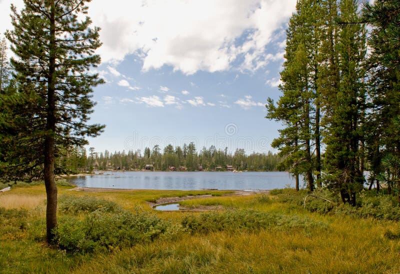 Download Lago Nevada Wrights Escénico Foto de archivo - Imagen de silvicultura, paisaje: 7285992