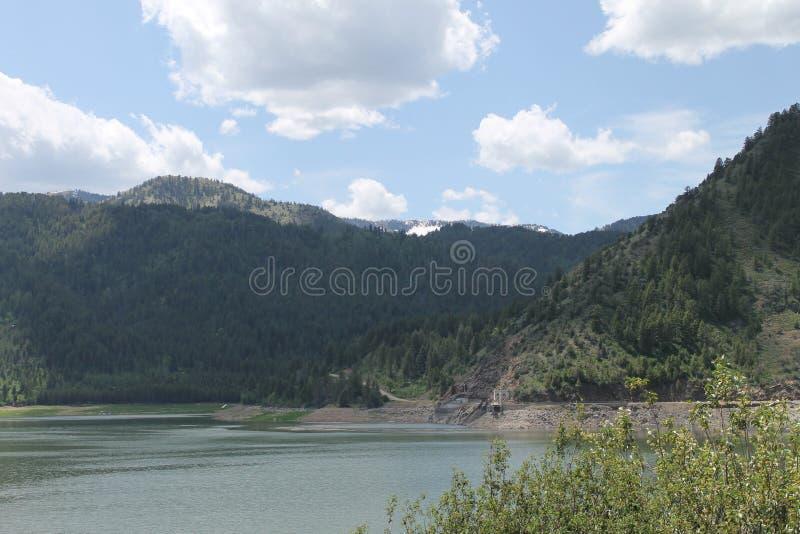Lago palisades imágenes de archivo libres de regalías