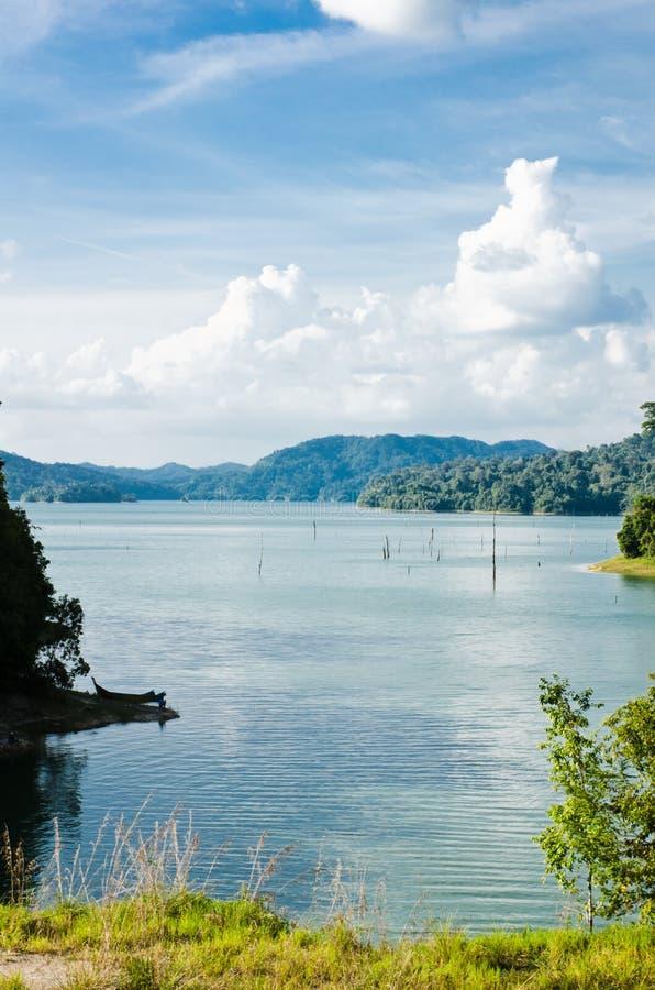 Lago Pedu imagen de archivo libre de regalías