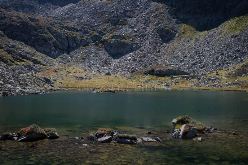 Lago pequeno imagens de stock
