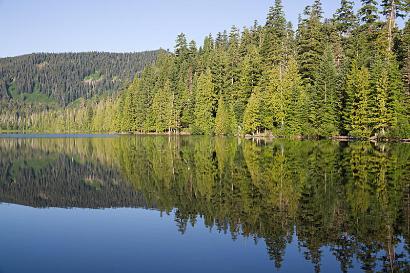 Lago perdido A fotos de stock royalty free