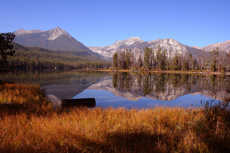 Lago Pettit fotos de archivo