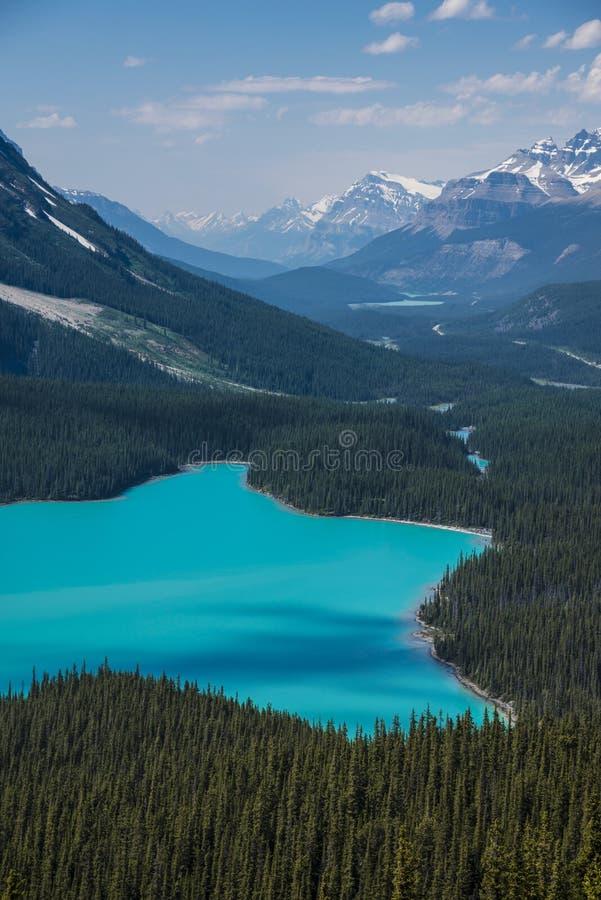 Download Parque Nacional Do Lago Petyo, Banff Imagem de Stock - Imagem de parque, canadá: 29832867
