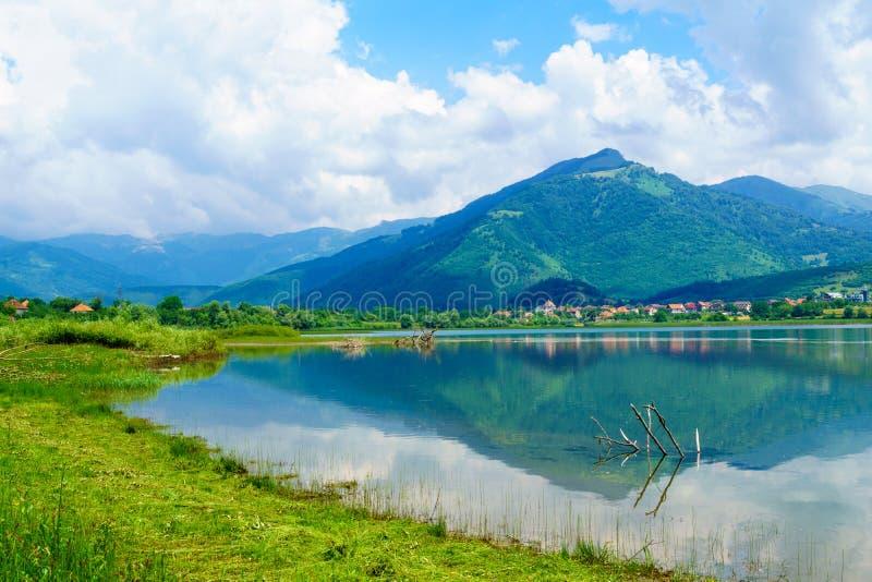 Lago Plav fotografia de stock royalty free