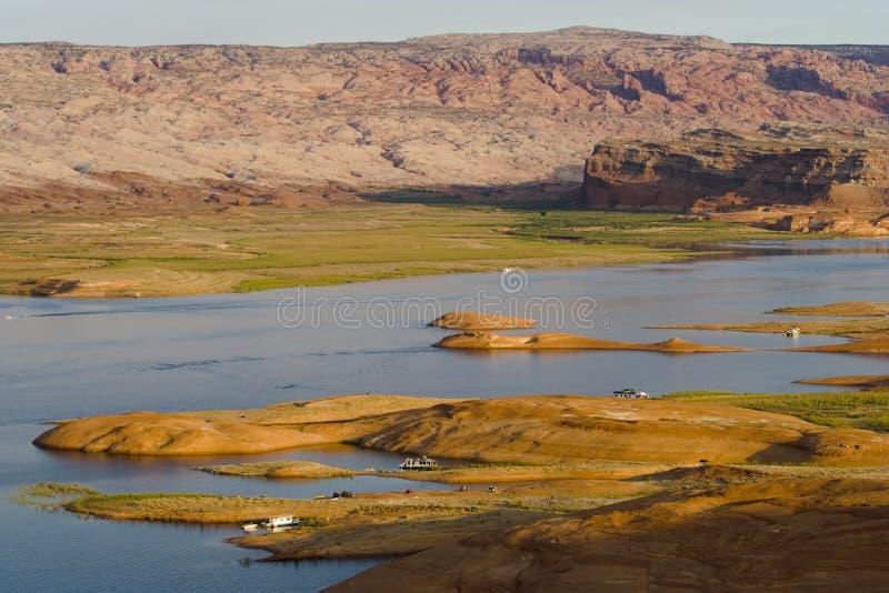 Lago Powell imagenes de archivo