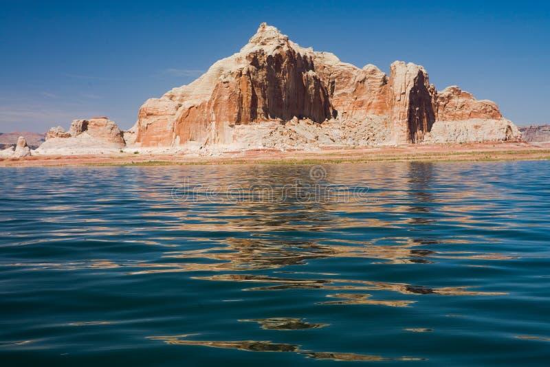 Lago Powell imagem de stock royalty free