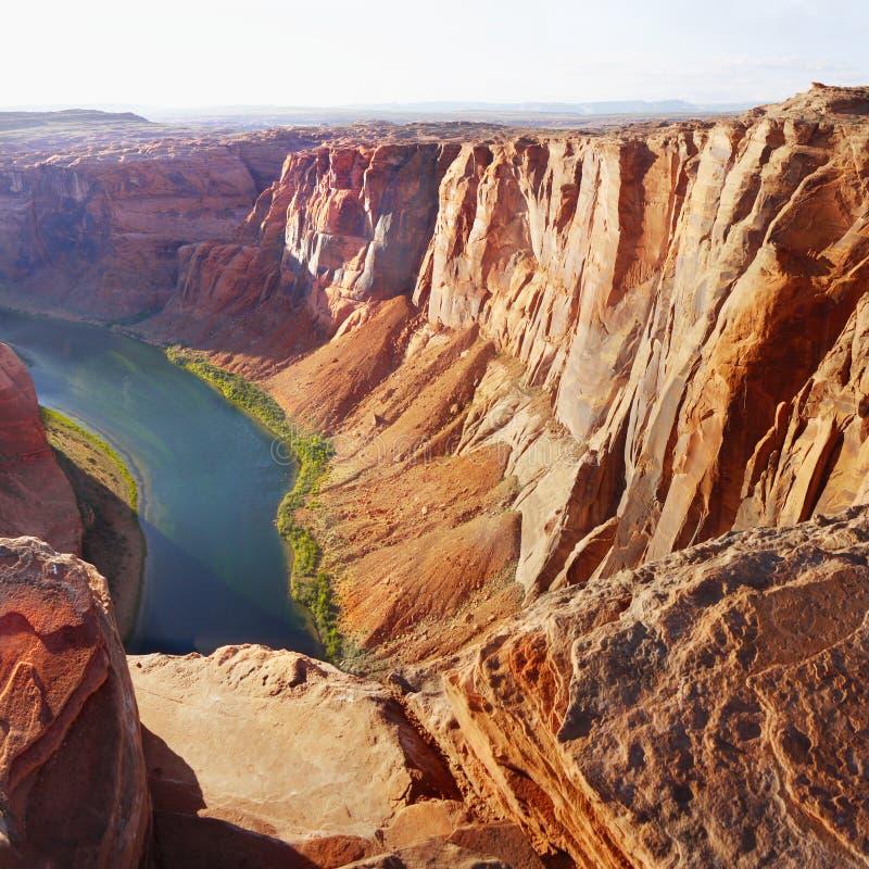 Lago Powell grand Canyon fotografia de stock royalty free