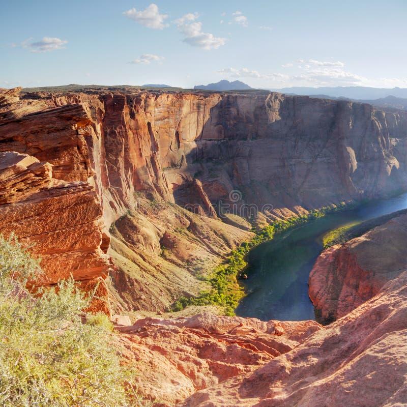 Lago Powell grand Canyon imagenes de archivo