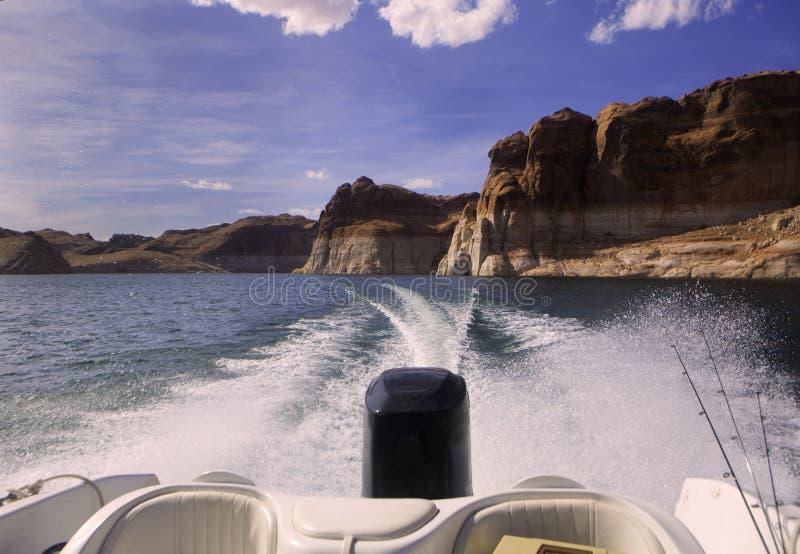 Lago Powell, Utah fotografía de archivo