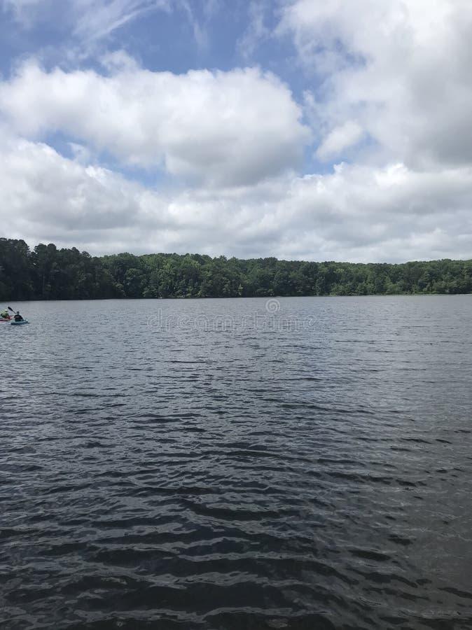 Lago Raleigh fotos de stock