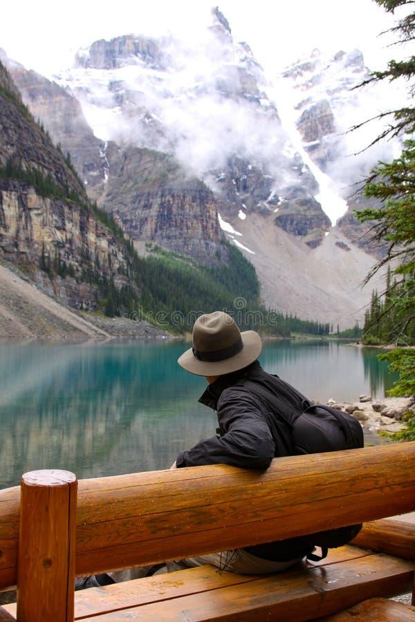 Lago rest fotografía de archivo