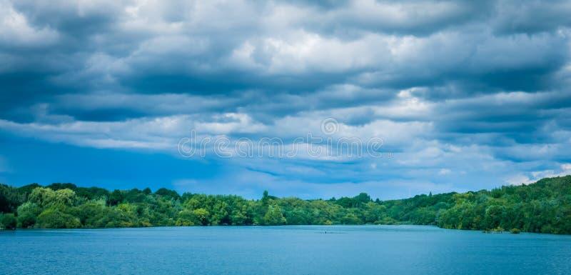 Lago Ruislip Lido fotos de stock